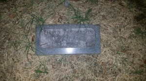 oakerhater grave